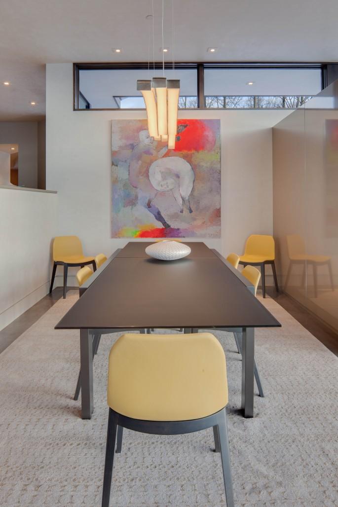 Starwood Residence - Dining Room