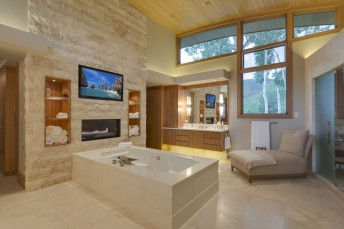 Snowmass Residence Bathroom